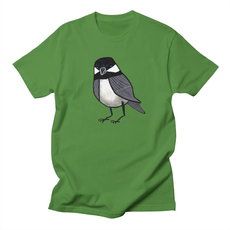 Backyard Buddy Women's Unisex T-Shirt by Renee Leigh Stephenson Artist Shop