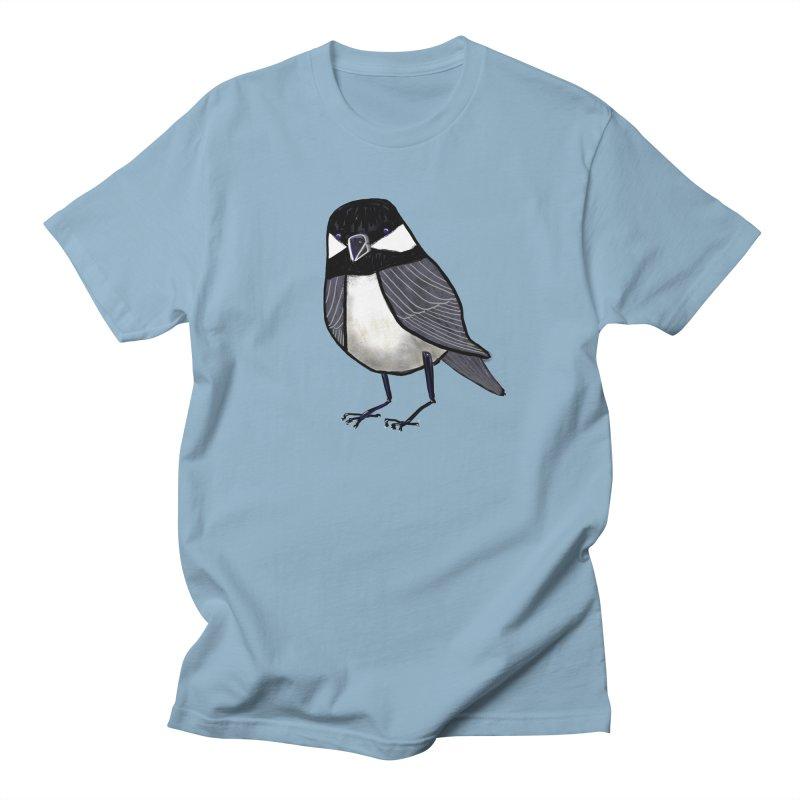 Backyard Buddy Men's T-shirt by Renee Leigh Stephenson Artist Shop