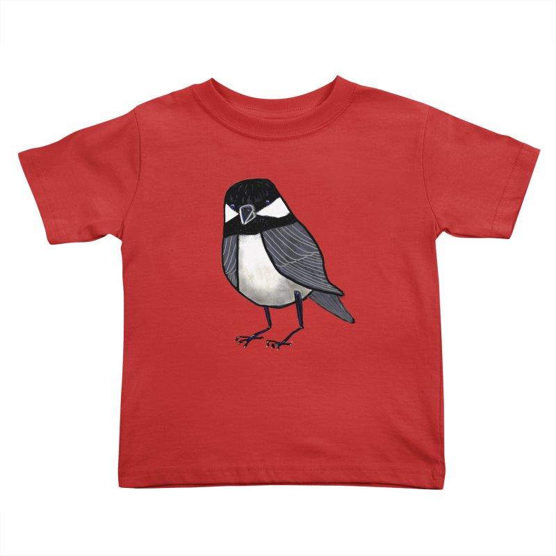 Backyard Buddy Kids Toddler T-Shirt by Renee Leigh Stephenson Artist Shop