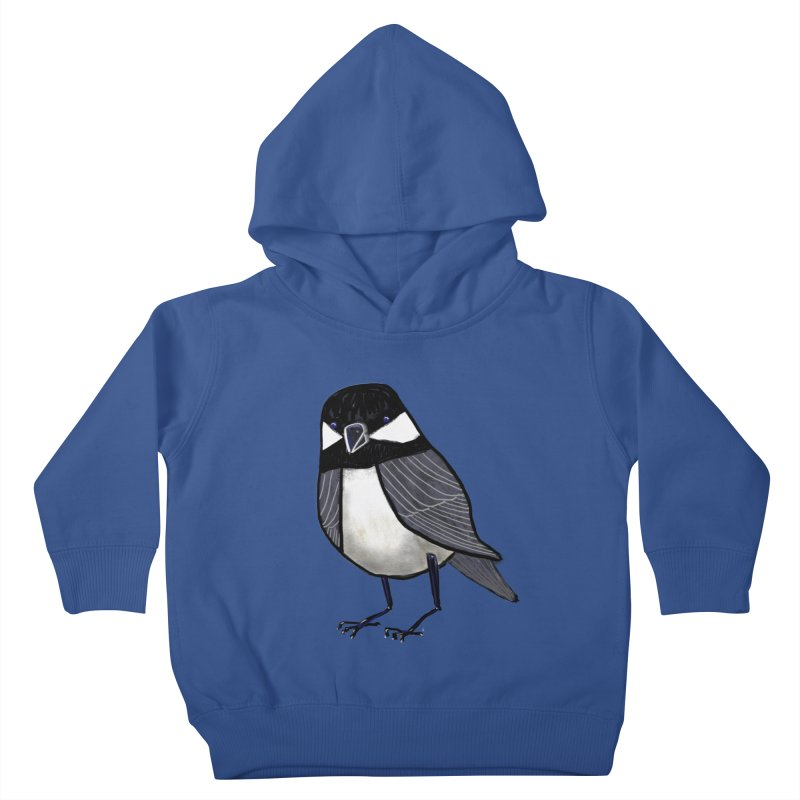 Backyard Buddy Kids Toddler Pullover Hoody by Renee Leigh Stephenson Artist Shop