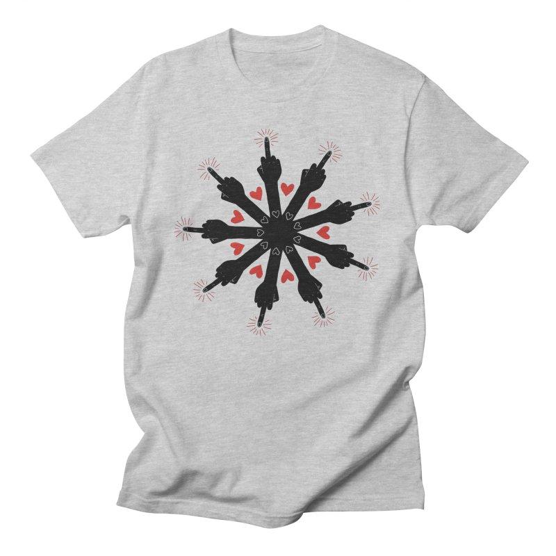 I Love You, But Go Away Women's Unisex T-Shirt by Renee Leigh Stephenson Artist Shop