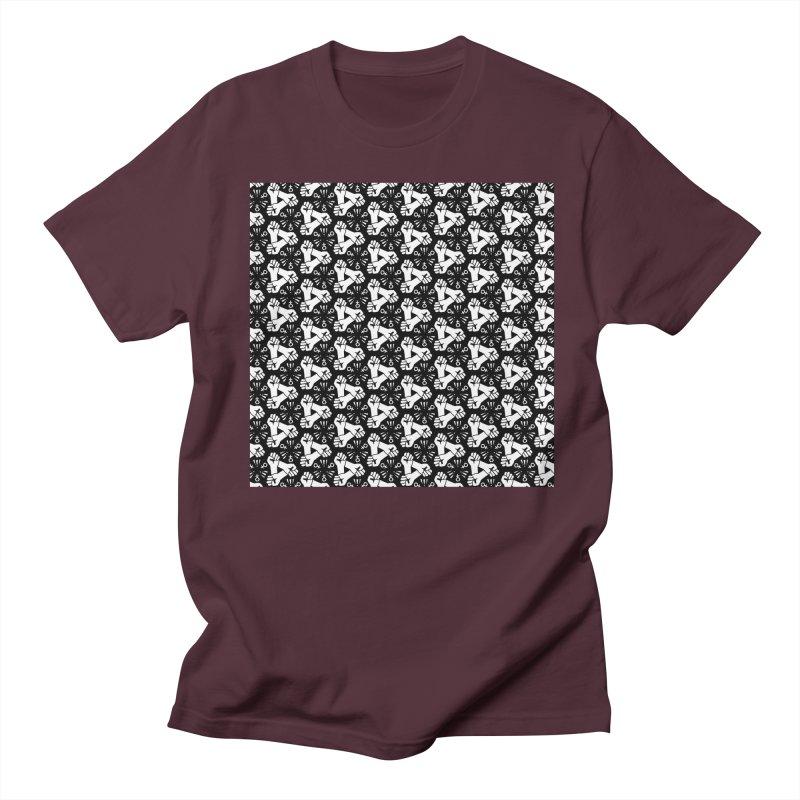 Feminist Resist Fist Men's T-Shirt by Renee Leigh Stephenson Artist Shop