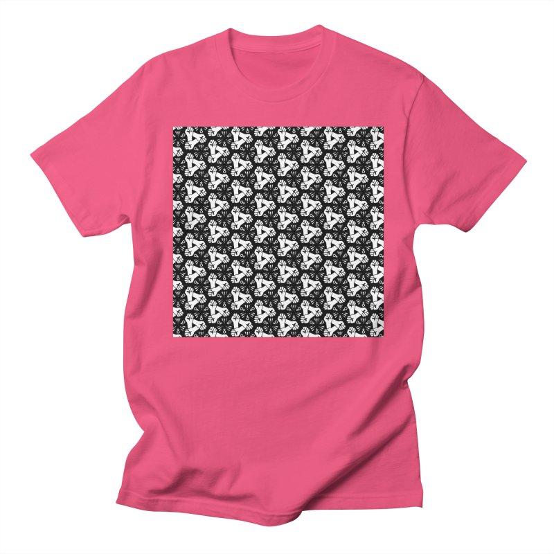 Feminist Resist Fist Men's Regular T-Shirt by Renee Leigh Stephenson Artist Shop