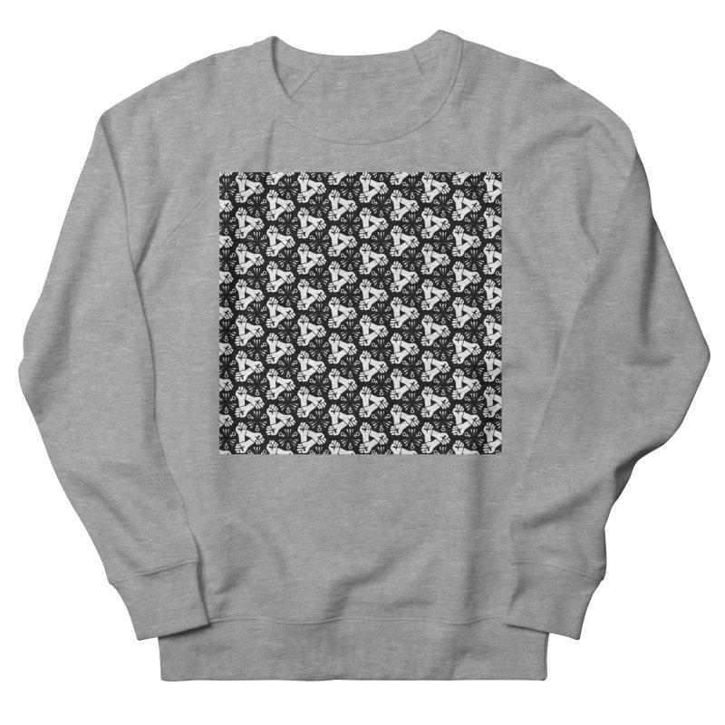 Feminist Resist Fist Men's Sweatshirt by Renee Leigh Stephenson Artist Shop