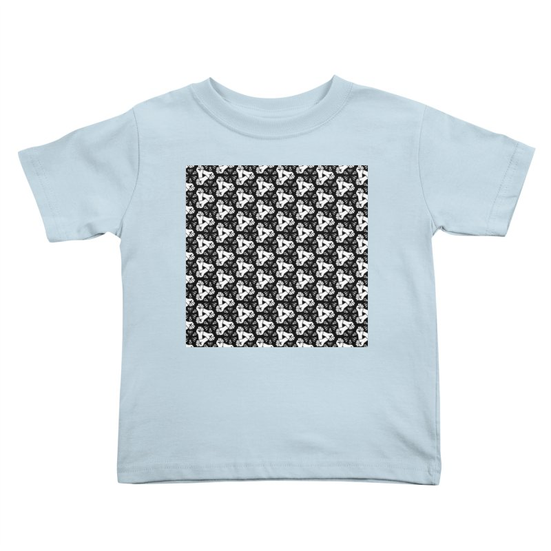 Feminist Resist Fist Kids Toddler T-Shirt by Renee Leigh Stephenson Artist Shop