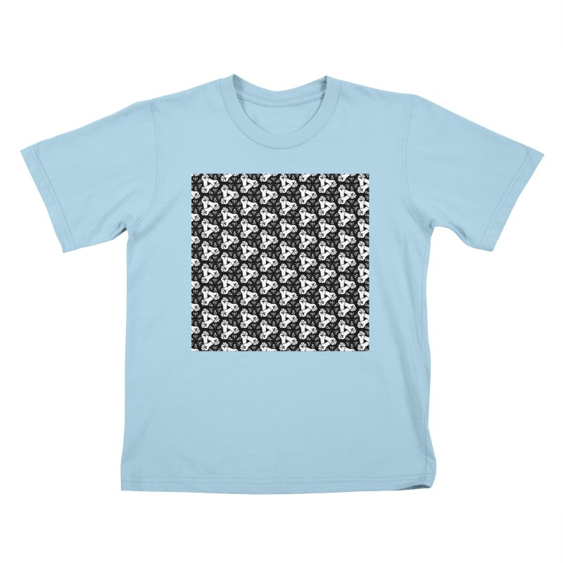 Feminist Resist Fist Kids T-Shirt by Renee Leigh Stephenson Artist Shop
