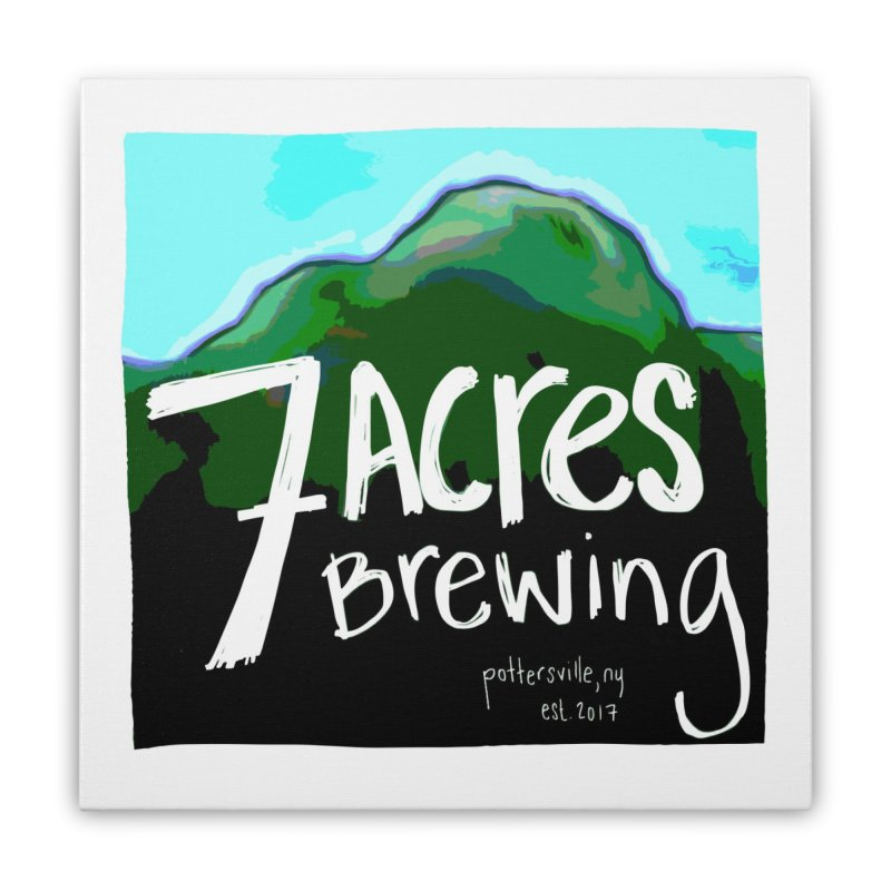 7 Acres Brewing Home  by Renee Leigh Stephenson Artist Shop