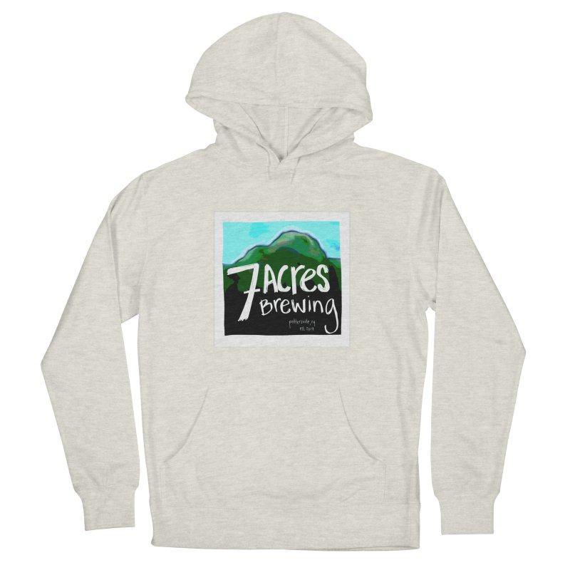 7 Acres Brewing Women's Pullover Hoody by Renee Leigh Stephenson Artist Shop