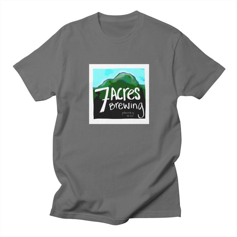 7 Acres Brewing Women's Unisex T-Shirt by Renee Leigh Stephenson Artist Shop