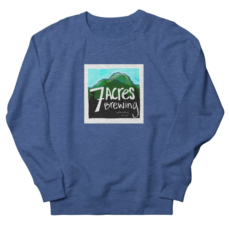 7 Acres Brewing Women's Sweatshirt by Renee Leigh Stephenson Artist Shop