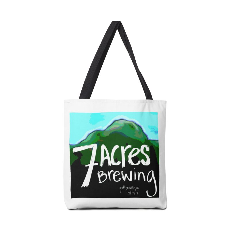 7 Acres Brewing Accessories Bag by Renee Leigh Stephenson Artist Shop