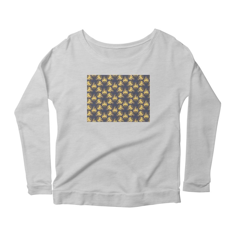 Campfire Pattern Women's  by Renee Leigh Stephenson Artist Shop