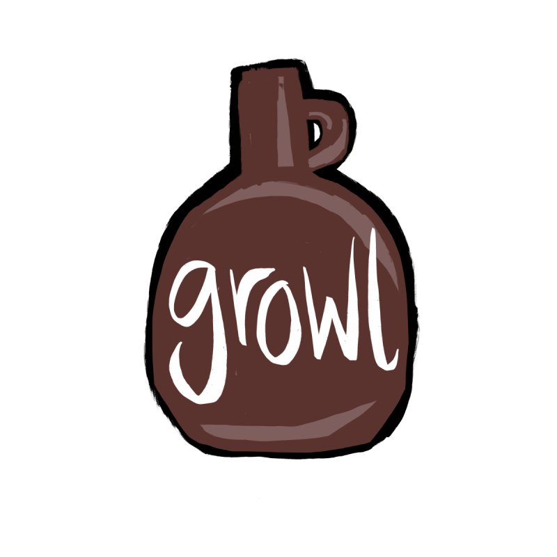 Growl by Renee Leigh Stephenson Artist Shop