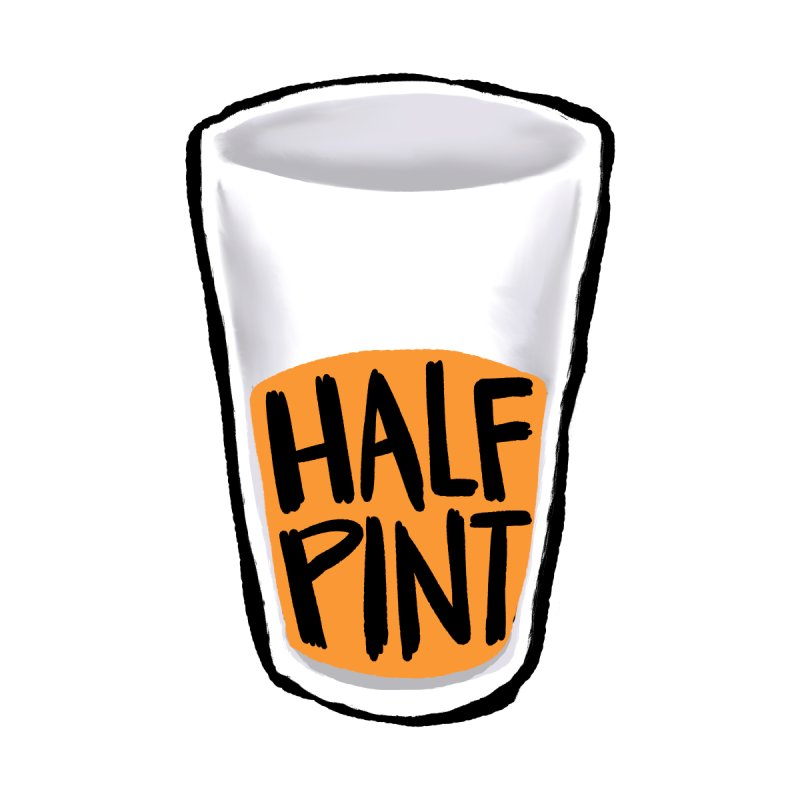 Half Pint by Renee Leigh Stephenson Artist Shop