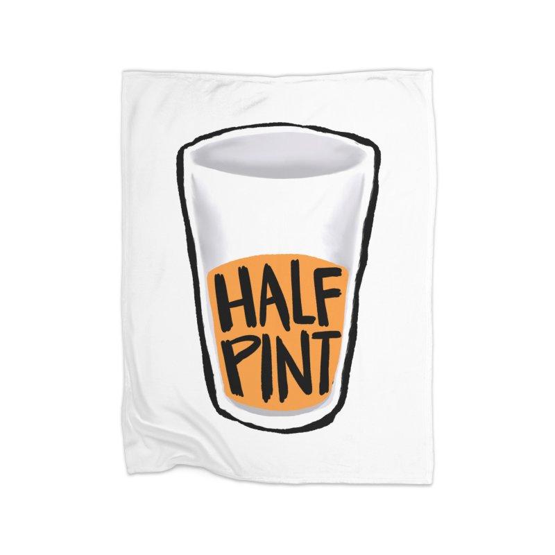 Half Pint Home Blanket by Renee Leigh Stephenson Artist Shop