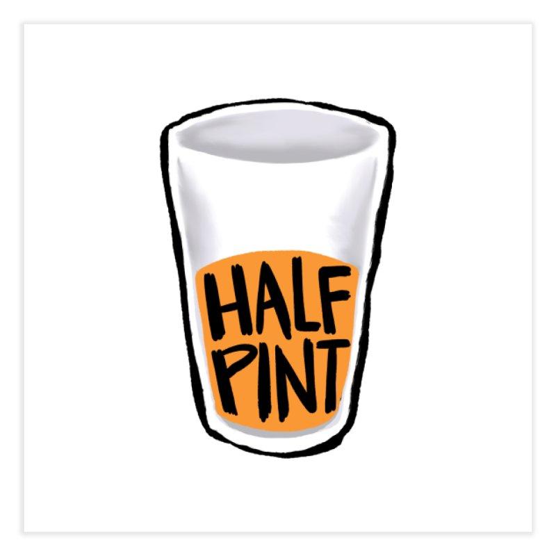 Half Pint Home Fine Art Print by Renee Leigh Stephenson Artist Shop