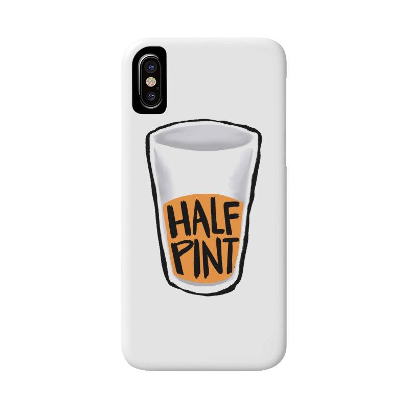 Half Pint Accessories Phone Case by Renee Leigh Stephenson Artist Shop
