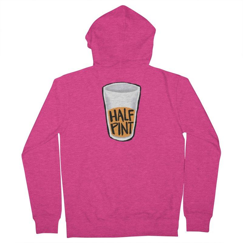 Half Pint Women's Zip-Up Hoody by Renee Leigh Stephenson Artist Shop