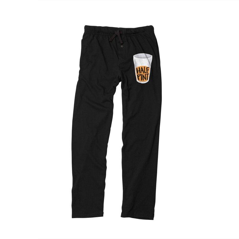 Half Pint Men's Lounge Pants by Renee Leigh Stephenson Artist Shop
