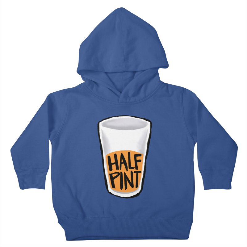 Half Pint Kids Toddler Pullover Hoody by Renee Leigh Stephenson Artist Shop