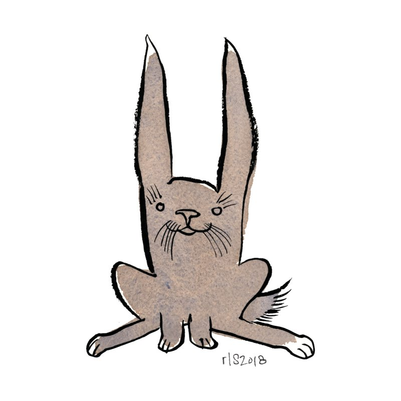 Hoppy Little Rabbit by Renee Leigh Stephenson Artist Shop