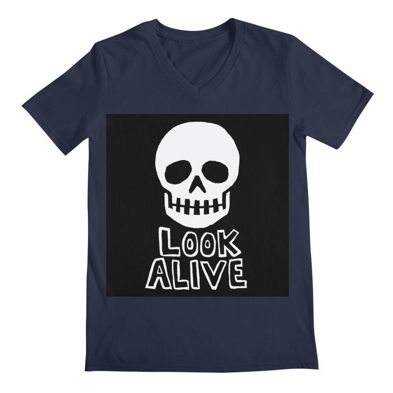 Look Alive Men's  by Renee Leigh Stephenson Artist Shop