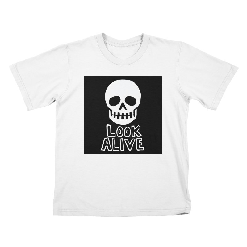 Look Alive Kids T-Shirt by Renee Leigh Stephenson Artist Shop