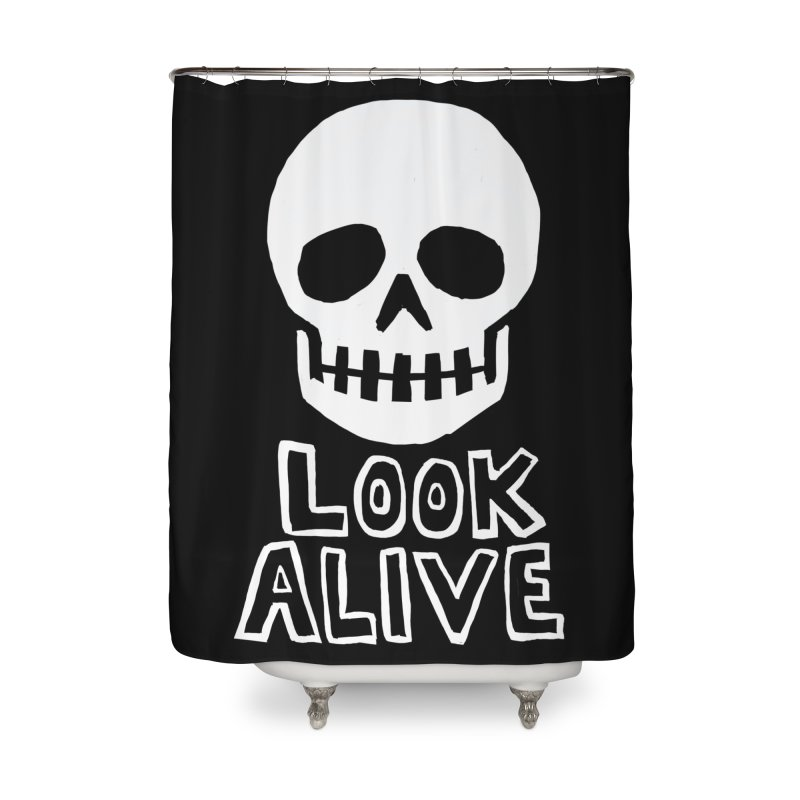 Look Alive Home Shower Curtain by Renee Leigh Stephenson Artist Shop