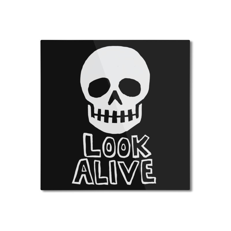 Look Alive Home Mounted Aluminum Print by Renee Leigh Stephenson Artist Shop