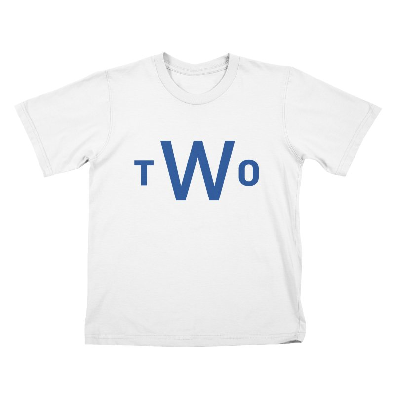 Let's Go For Two Kids T-Shirt by Repeat Retail