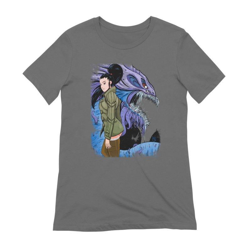 The Demon In Me Women's T-Shirt by Requiem's Thread Shop