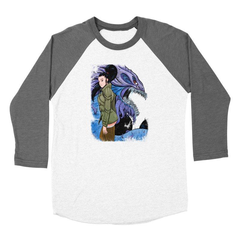 The Demon In Me Women's Longsleeve T-Shirt by Requiem's Thread Shop