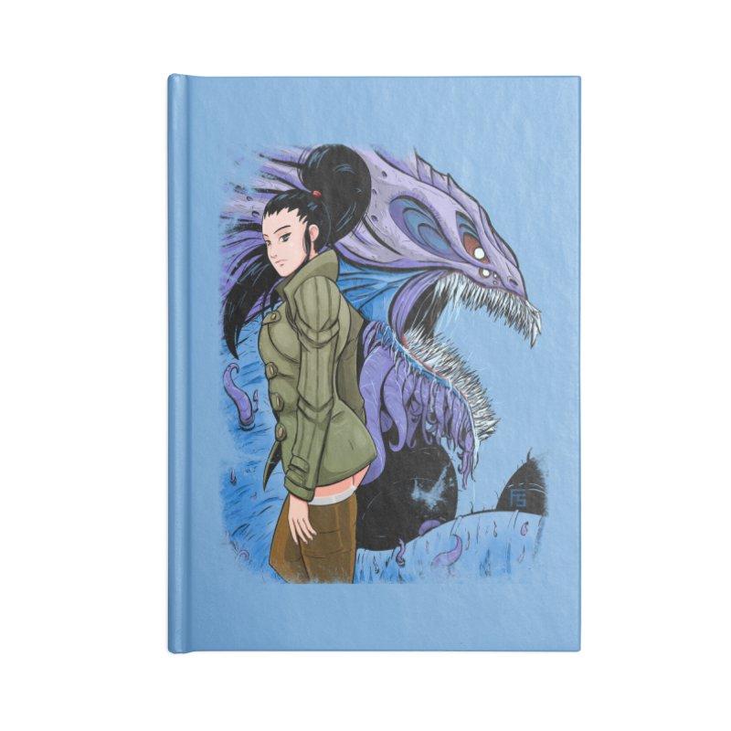 The Demon In Me Accessories Notebook by Requiem's Thread Shop