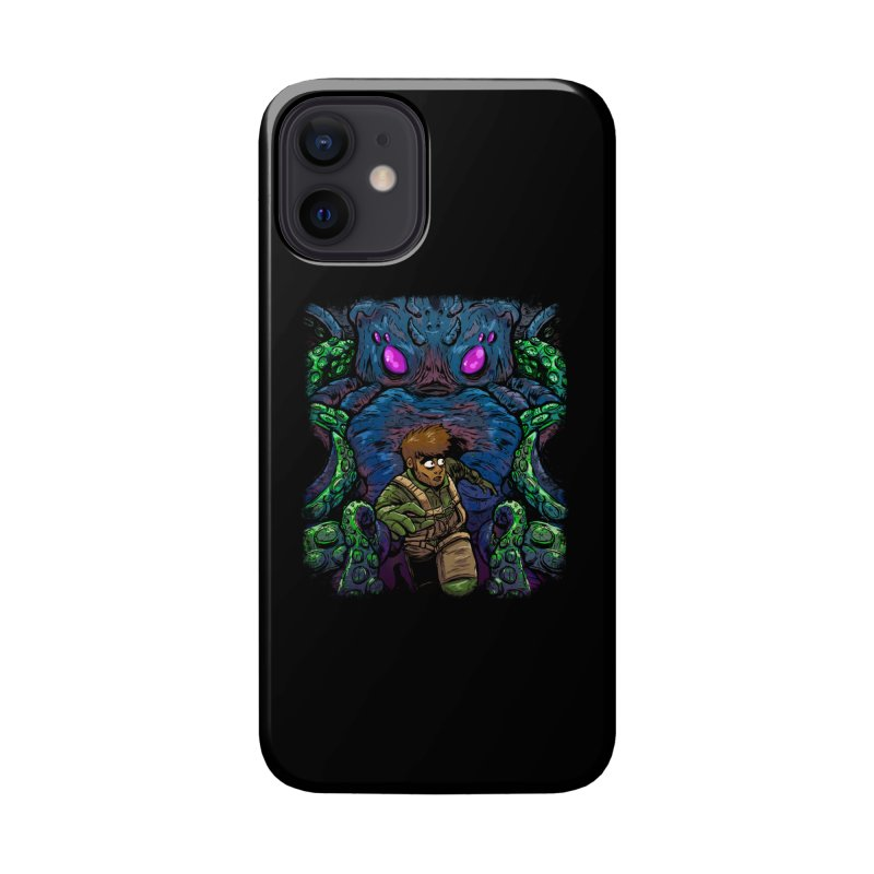 Escaping Cthulhu Accessories Phone Case by Requiem's Thread Shop