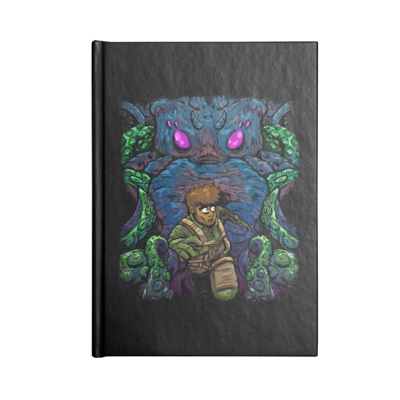 Escaping Cthulhu Accessories Notebook by Requiem's Thread Shop