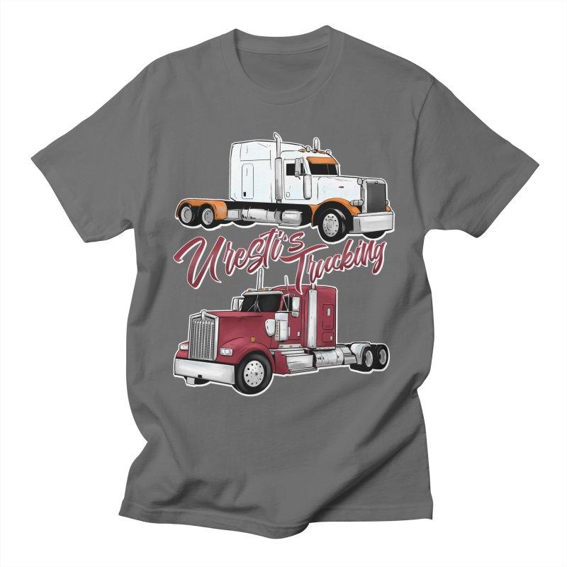 Uresti's Trucking Women's T-Shirt by Requiem's Thread Shop