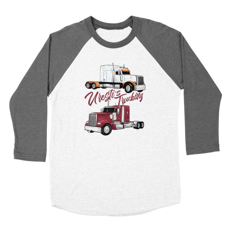 Uresti's Trucking Women's Longsleeve T-Shirt by Requiem's Thread Shop