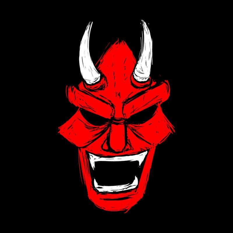 Demon Mask by Requiem's Thread Shop