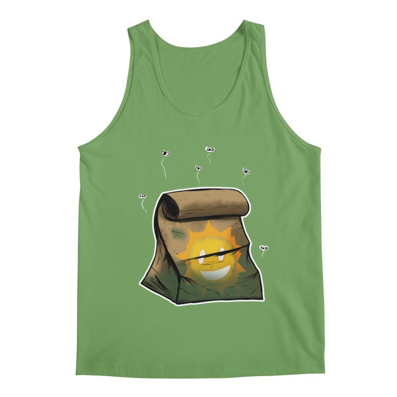 Sunshine In A Bag Men's Tank by Requiem's Thread Shop
