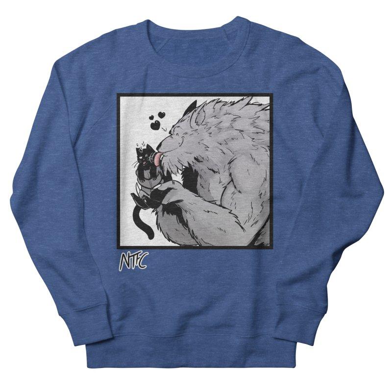 Cat Dad Men's Sweatshirt by Requiem's Thread Shop