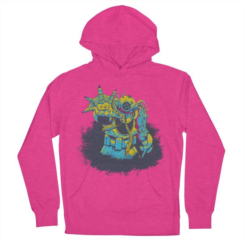 From The Deep Blue Men's Pullover Hoody by Requiem's Thread Shop