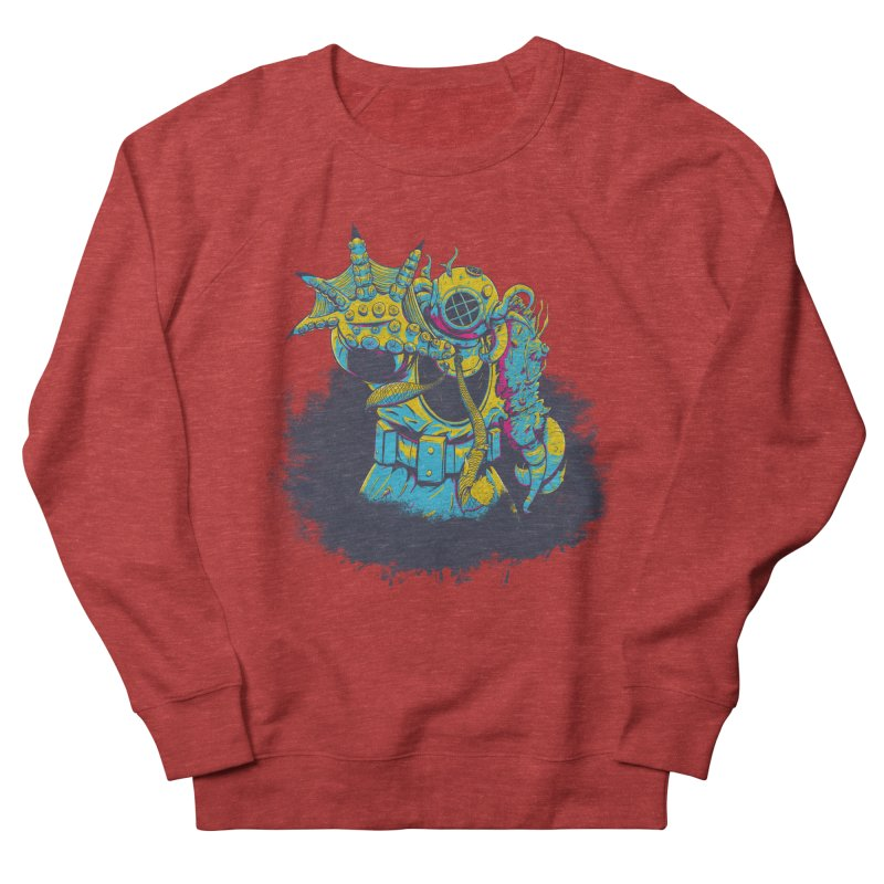 From The Deep Blue Women's Sweatshirt by Requiem's Thread Shop