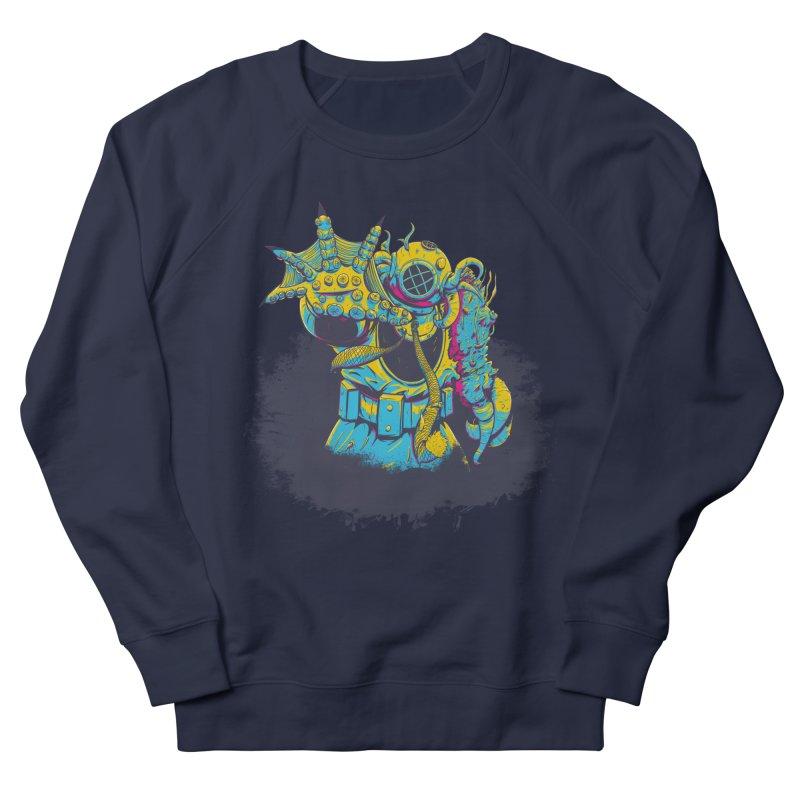From The Deep Blue Women's Sweatshirt by Requiem's Thread Shop