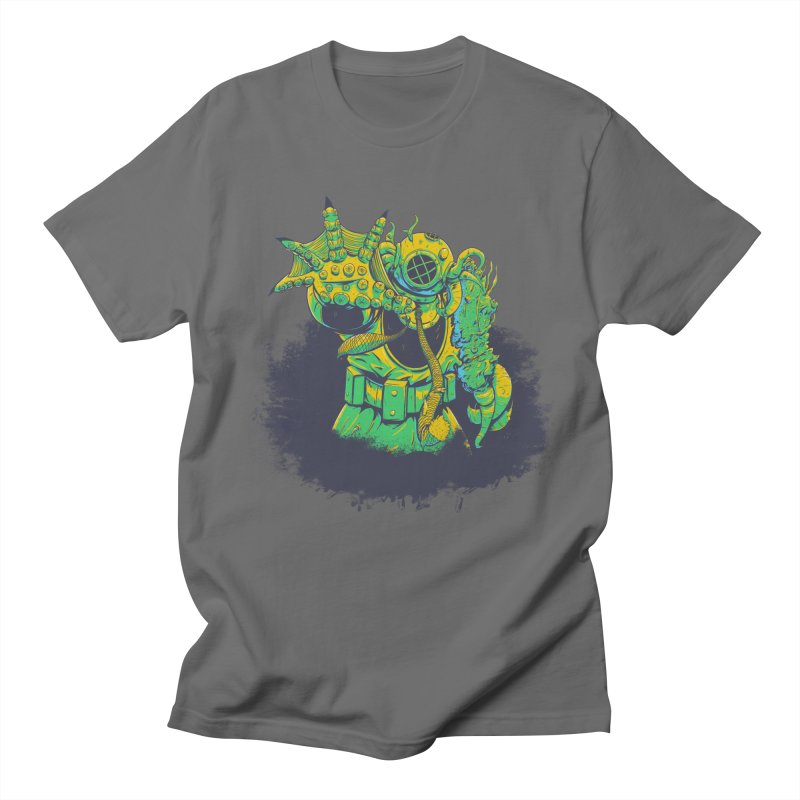 Green in the Gills  Women's T-Shirt by Requiem's Thread Shop