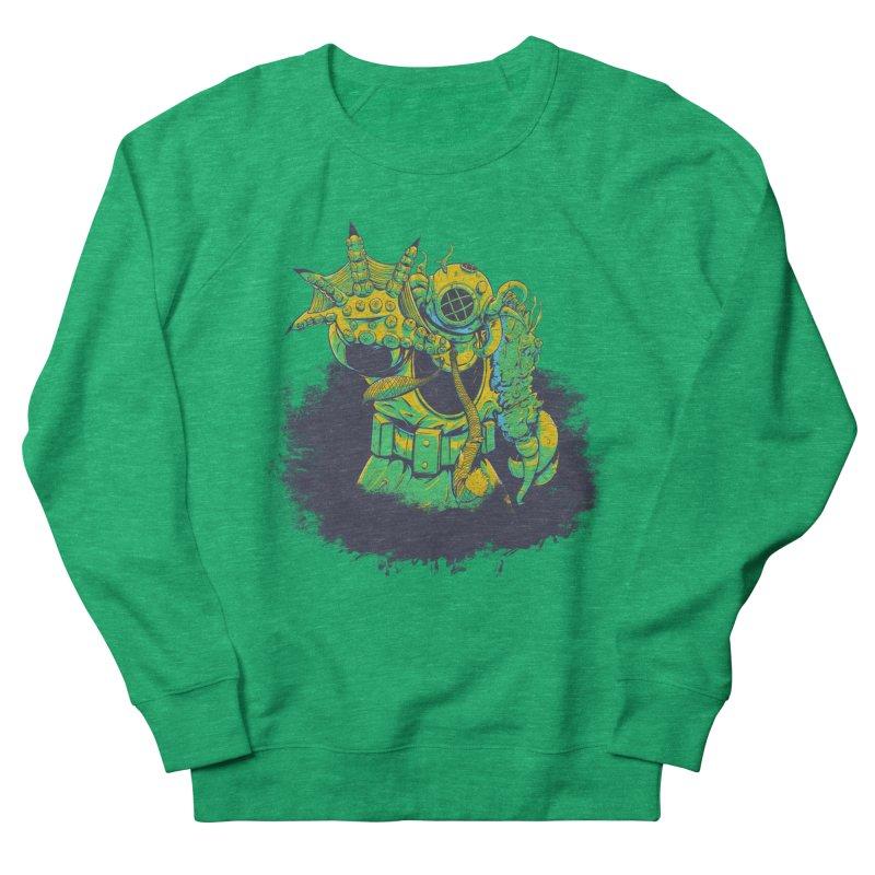 Green in the Gills  Women's Sweatshirt by Requiem's Thread Shop