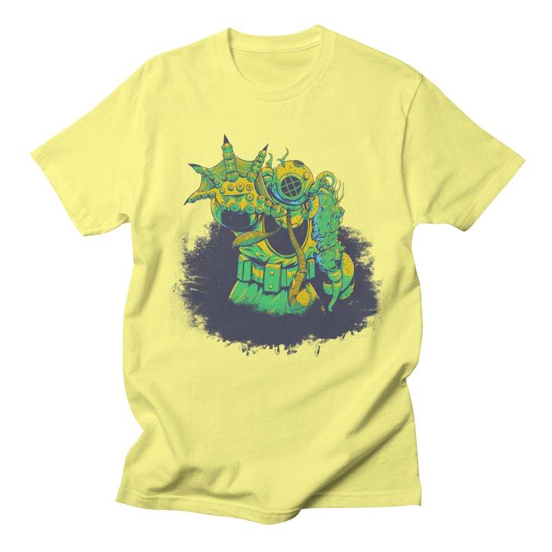 Green in the Gills  Women's Unisex T-Shirt by Requiem's Thread Shop