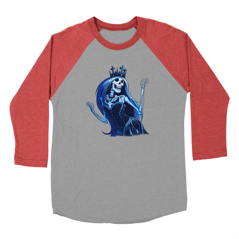Lady Death Men's Longsleeve T-Shirt by Requiem's Thread Shop