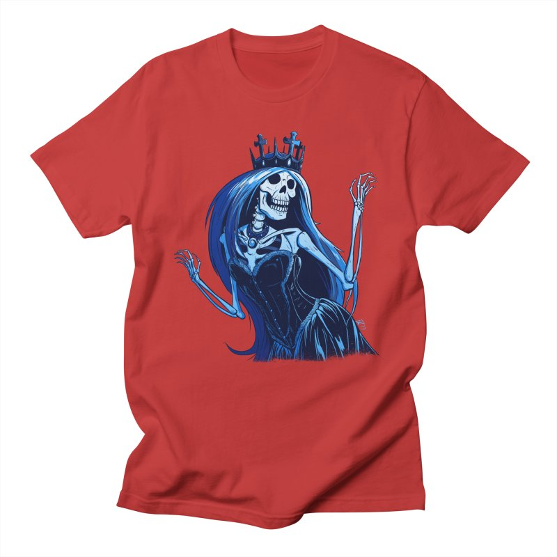 Lady Death Men's  by Requiem's Thread Shop