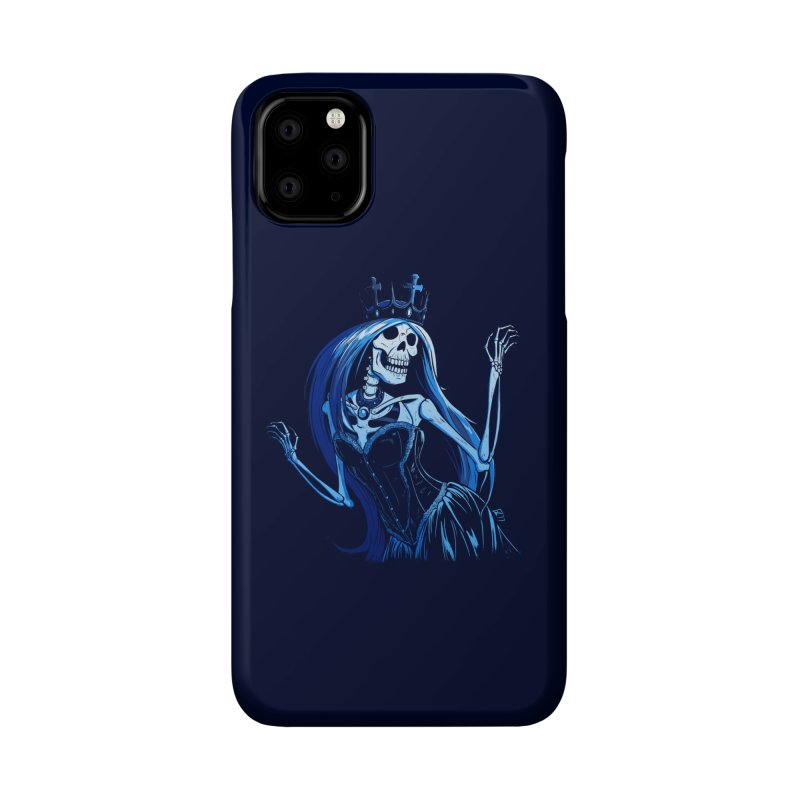 Lady Death Accessories Phone Case by Requiem's Thread Shop