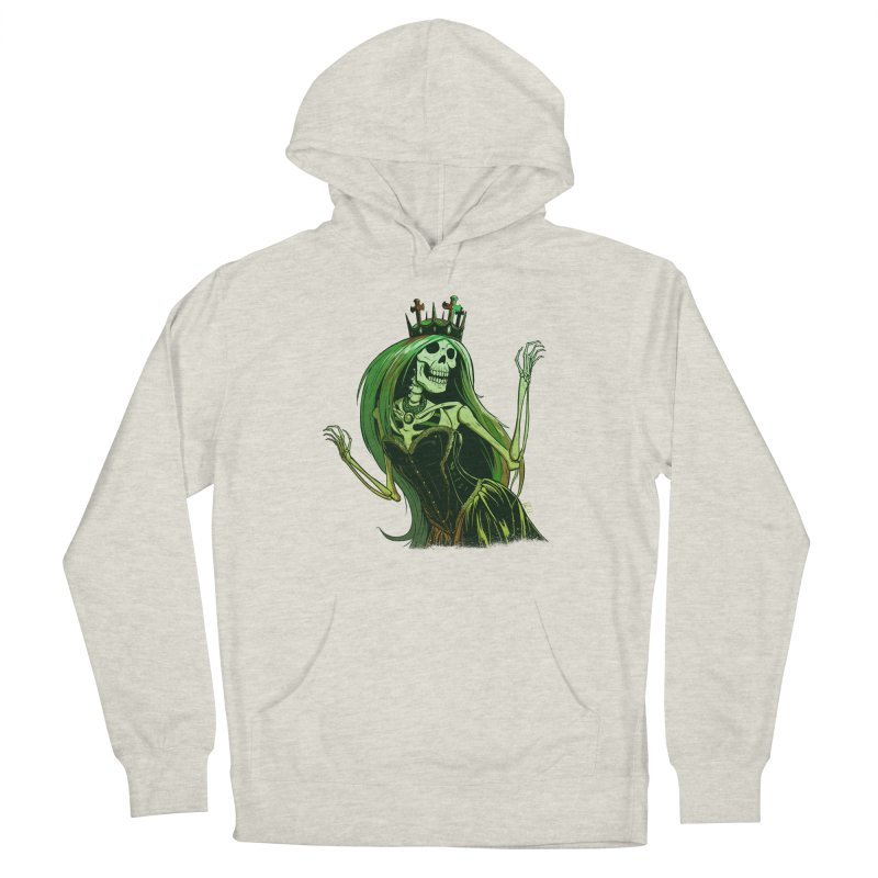 Lost Soul Women's French Terry Pullover Hoody by Requiem's Thread Shop